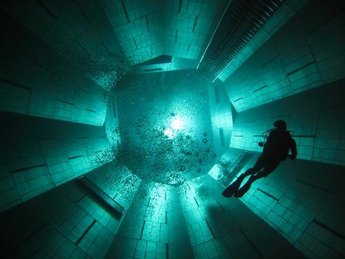 La piscina Nemo 33