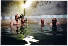 radon bath (mm-j) Tags: road hot spring bath asia central contax tajikistan t2 murgab radon xorog