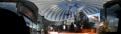 panorama of the sony centre (1541) Tags: panorama berlin germany sonycentre calico potsdamerplatz berliini stitchedimage saksa