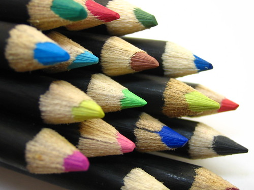 Pencils by mtyto.