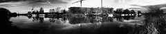 Trent Panorama (Ch@rTy) Tags: nottingham panorama building up construction cranes charlie join infrared rivertrent tyack charlietyackcom