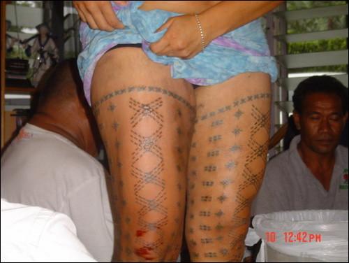 Malu Samoan Tattoo