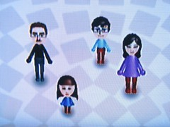 My Wii family