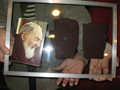 Gloves of Padre Pio (manong1) Tags: padrepio