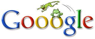 Logo de Google en año bisiesto 2004
