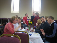Church at Lunch (Byrnesyliam) Tags: stcombs