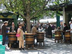 Biergarten am Viktualienmarkt Nr. 2