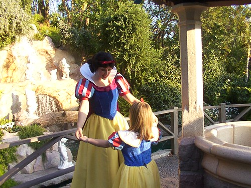 Snow White & Molly