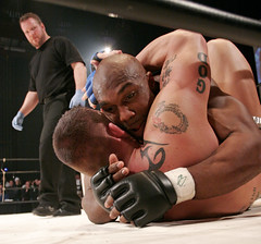 Holding Pattern (Bhlubarber) Tags: portrait sports fight mixed martial arts taekwondo elite jiujitsu fighting eastman heavyweight kickboxing mma wiuff davidniddrie