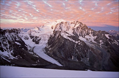 Mont Velan sunrise (Ron Layters) Tags: mountains alps nature sunrise geotagged switzerland interestingness searchthebest earlymorning slide explore transparency wallis rescanned valais montvelan flickfly ronlayters slidefilmthenscanned geo:lat=459302 cabanedevalsorey glacierdumeitin avalanchedamagetoroutetoplateauducouloir bourgsaintpierre kevreynoldseatyourheartout geo:lon=729688 diamondclassphotographer flickrdiamond highestpositioninexplore12onsaturdayjuly142007