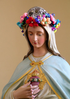Mary crowned