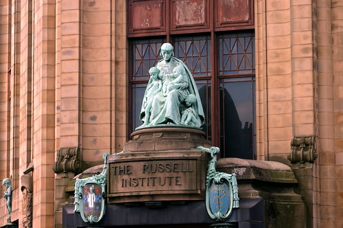 Russell Institute, Paisley, Scotland