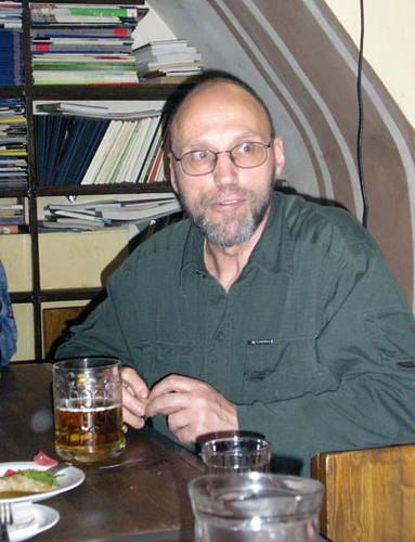 Дмитрий Пригов. Фото: Денис Яцутко