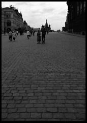 Moscow Kremlin (Michael Casey) Tags: travel blackandwhite bw nikon europe russia moscow negative scanned 1997 n90 kremlin moskva россия livingabroad москва́