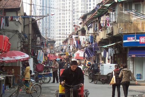 Shanghai, mercados