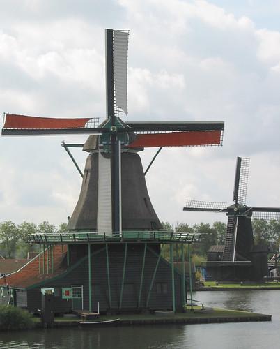 Molinos De Huisman y De Gekroonde Poelenburg
