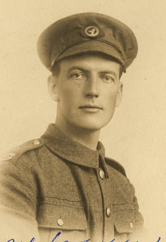 Private Harry Jackson Transvaal Scottish Regiment 1918 | Flickr ...