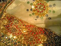 indian style (karroozi) Tags: cameraphone karroozi 2005 sari indian fabric style fashion
