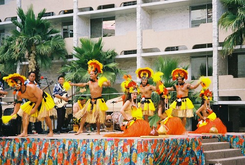 Photo Hunt: Word List #15-Luau at Imperial Palace