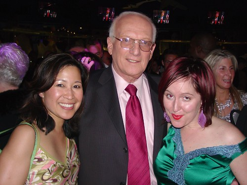 George Ross From The Trump Organization With Arleen and PopVulture