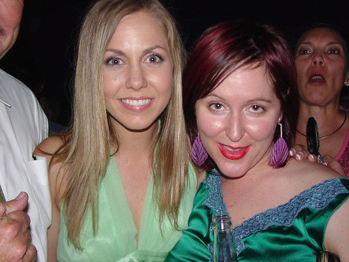 "Kendra Todd And ""PopVulture"" At The 2005 Apprentice After Party"