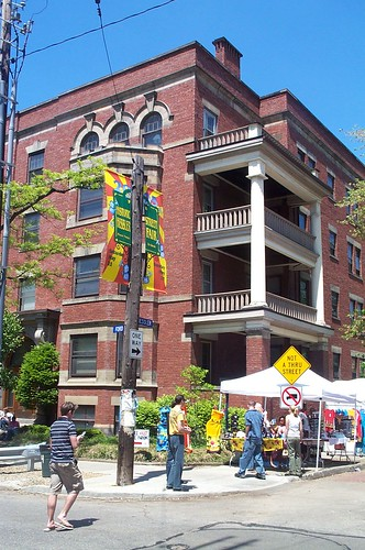 Hessler Street Fair (image via Flickr)