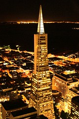 Transamerica Building at Dark (Thomas Hawk) Tags: sanfrancisco california city usa building tower topf25 architecture night skyscraper downtown cityscape unitedstates 10 unitedstatesofamerica william fav20 financialdistrict transamerica fav30 transamericapyramid transamericabuilding pereira fav10 williampereira fav25 fav40 williamlpereira pereria superfave
