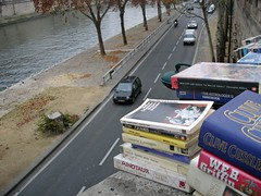 Livres Bord de la Seine