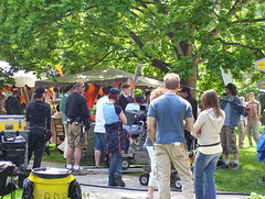 Four Minutes 1 (squiddity of toronto) Tags: fourminutes movie filming actors extras toronto