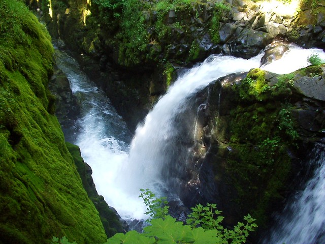 Olympic National Park, Sol Duc Falls