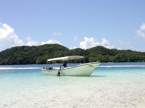 Jate en Palau
