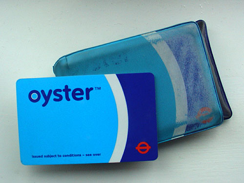route 79 london bus oystercard tube ticket rfid wallet