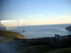 View hotel's bay from top of mountain (lmcd) Tags: elba island isoladelba italy