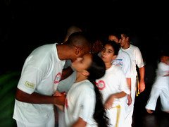 Salve Capoeira! - II (carf) Tags: girls brazil art boys sport brasil kids children hope dance kid community capoeira child hummingbird traditions esperana social skills folklore philosophy martialarts batizado capoeirabeijaflor beijaflor ecbf