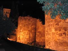Muralla Romana, Zaragoza