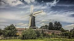 Skidby Mill (amhjp) Tags: skidbymill skidby mill windmill landscape landmark sky countryside yorkshire hull amhjpphotography amhjp nikon nikondslr nikond7000 anything
