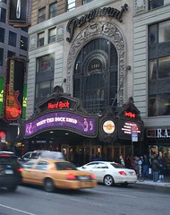 Hard Rock Cafe NYC by L-ines, on Flickr