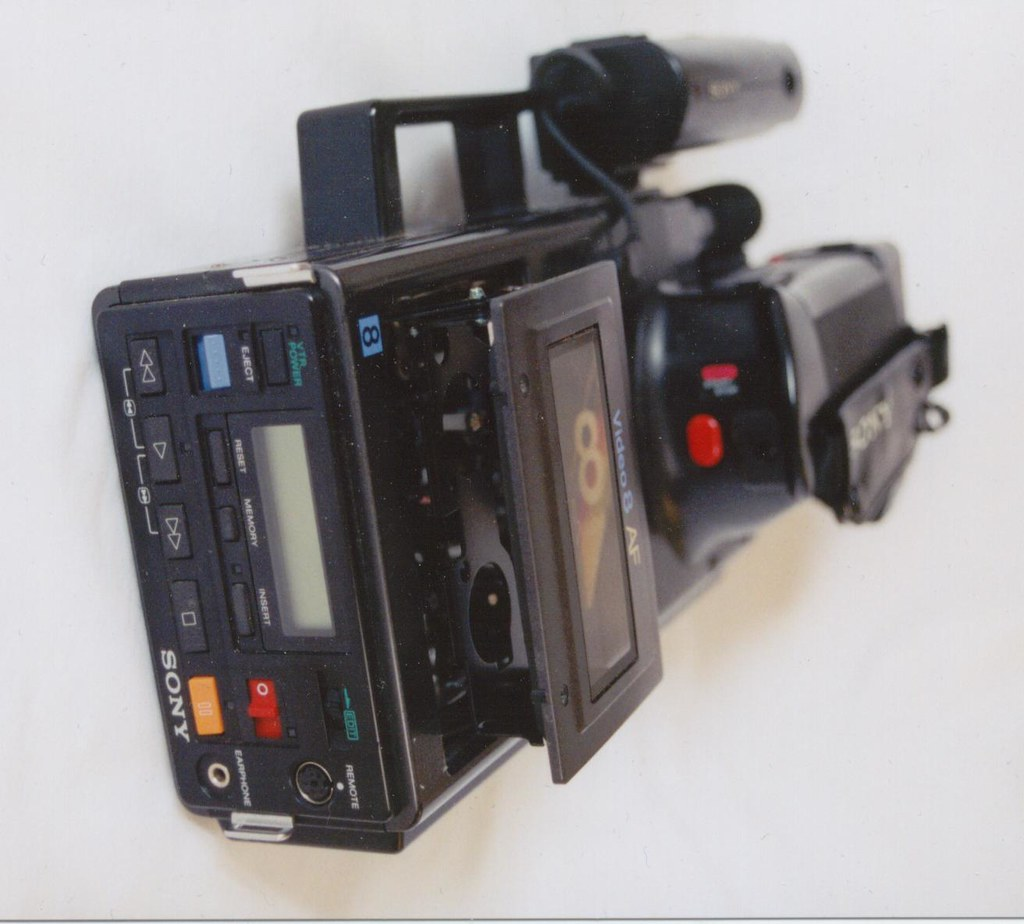 Old Sony Video Camera