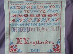 Kreuzstich-Vorlage 01 (preusss) Tags: typography crossstitch leipzig font type schrift specimen stickerei kreuzstich