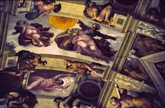 Sistine Ceiling (Calovi) Tags: vatican public europa europe italia vaticano michelangelo cappellasistina publik calovi publikoeffnen