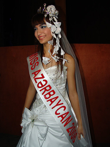 Azerbaycan 2006 güzeli resmi