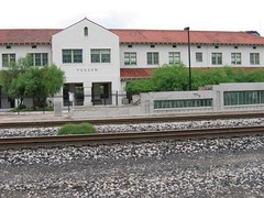 Tucson, AZ train station