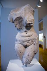 Fertility Goddess (Yakshi) - by brentdanley