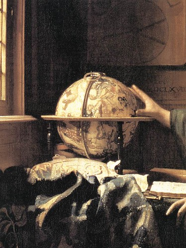 Vermeer-Earth Globe