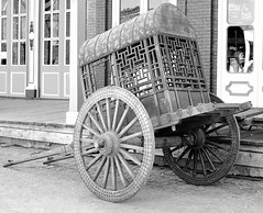 Chinese Cart (Keith Lovelady's Photography) Tags: door windows blackandwhite bw building window wheel buildings blackwhite sand doors minolta wheels oldbuildings dirt maxxum7d 7d konica sacramento cart bandw oldbuilding km oldsac wagonwheel maxxum bwphoto sacramentoca wagonwheels oldtownsacramento konicaminolta blackwhitephoto blackandwhitephoto bwphotos blackandwhitephotos blackandwhitephotograph sacramentocalifornia oldcart bwphotographs carretas km7d bwphotograph blackwhitephotograph blackwhitephotos blackandwhitephotographs konicaminoltamaxxum7d oldtownsac blackwhitephotographs bandwphoto chinesecart goldrushday sacramentocaliforniagoldrushday oldsacramentocaliforniagoldrushday sacramentocagoldrushday oldsacramentocagoldrushday oldtownsacramentocagoldrushday oldtownsacramentocaliforniagoldrushday chinesewagon oldwheelcart twowheelcart twowheelwagon woodsidewalk woodensidewalks woodsidewalks kmm7d kmmaxxum7d bandwphotograph chineseluggagecart bandwphotos