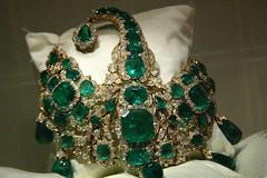 Nizam of Hyderabad Jewllery (crazymaq) Tags: india king delhi muslim rich royal prince queen diamond hyderabad jewllery charminar golconda nizam ma