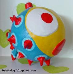 Peixe-balão #1 - by bacondog