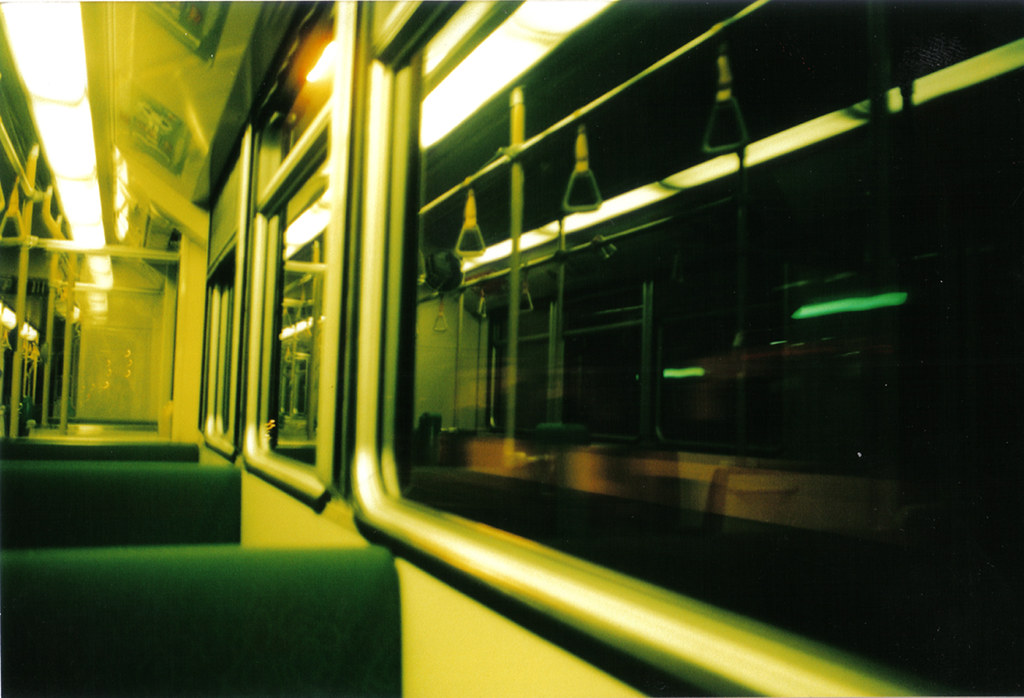 late night tram