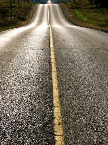 the long road ahead by qmnonic (CC BY)