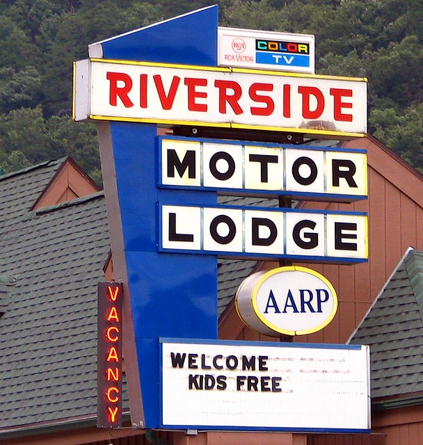 Riverside Motor Lodge - Gatlinburg, TN